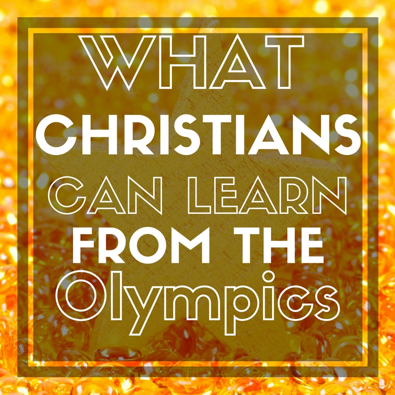 What Christians Can Learn from the Olympics by DIana Anderson-Tyler