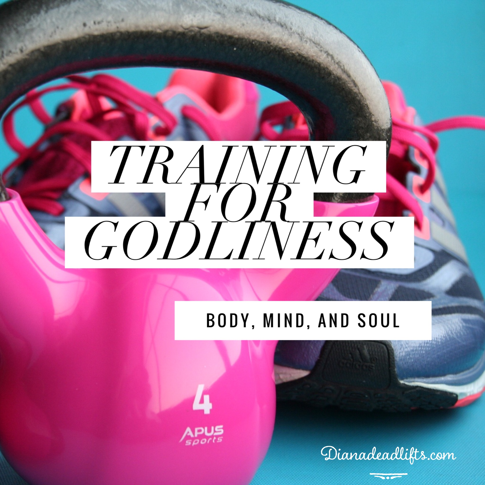 Training for Godliness - Body, Soul, and Spirit