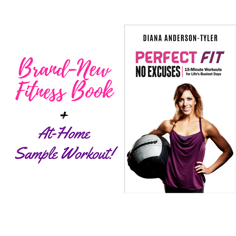 Brand-New Fitness Book +Sample Workout!
